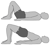 Image result for hip bridges