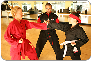 Martial Arts at Seattle Athletic Club Downtown