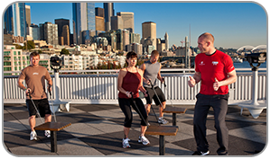 Personal Fitness Training at the Seattle Athletic Club